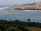 Hokianga Harbour entry